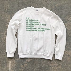 Grinch holiday sweatershirt
